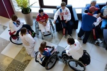 7 декабря призеры Паралимпийских игр встретятся с детьми – пациентами НИИ неотложной детской хирургии и травматологии