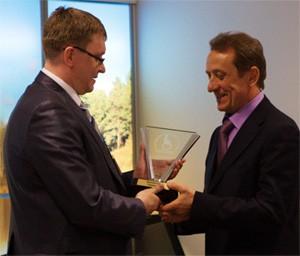 «ПАРАСПОРТ» вручил награду «За вклад в развитие доступной среды»