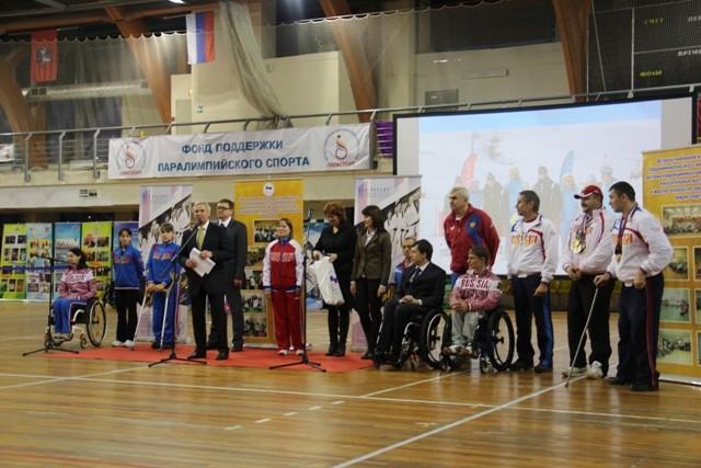 Паралимпийский комитет России совместно с фондом «Параспорт», в рамках Международного дня инвалидов, провели встречу чемпионов и призеров Паралимпийских игр и тренеров сборных команд России с детьми – инвалидами.