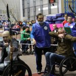 В Перми состоялся XXVII Фестиваль спорта инвалидов Пермского края в рамках Открытия XI Краевого Паралимпийского спортивного фестиваля под девизом: «Только вперед! Только к победе!»